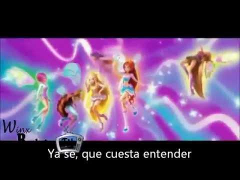 winx club 3D la aventura magica opening (subtitulos en español)