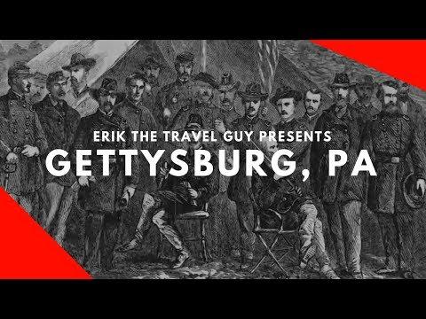 Gettysburg, PA | Things To Do | Travel Ideas