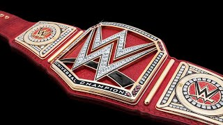 Every Major Wrestling World Title - Ranked From Least To Most Prestigious