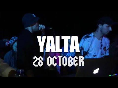 MARSO x BOBKATA x BKS - LIVE 28 October YALTA 2016