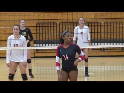 8.16.17 Volleyball - Brookwood vs. North Gwinnett @ North Gwinnett High School - JV Girls - 7pm