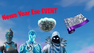Fortnite | New Years Live Event LEAKED - BALL DROP