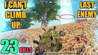 The Most Insane Ending You'll Ever See | Solo Vs Squad | PUBG Mobile