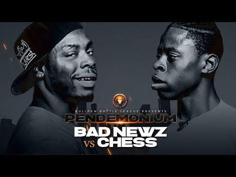 CHESS vs BAD NEWZ hosted by John John Da Don | BULLPEN BATTL