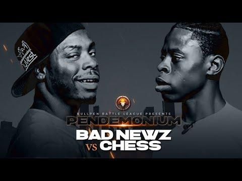 CHESS vs BAD NEWZ hosted by John John Da Don | BULLPEN BATTLE LEAGUE