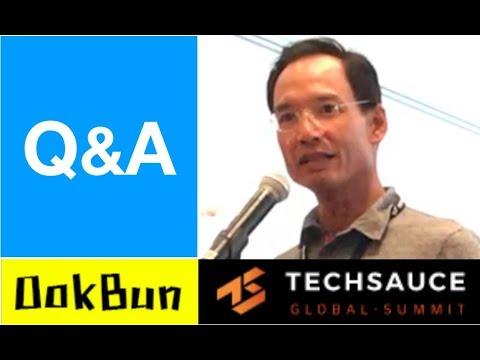 ธุรกิจSMEถ้าไม่FinTech? / หุ้นก่อนIPOของStartUpในไทย? คุณกรณ์ จาติกวณิช OokBun