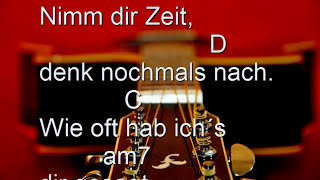 Vater und Sohn  Acoustic Guitar Version (German Cover, chords, father and son Cat Stevens)