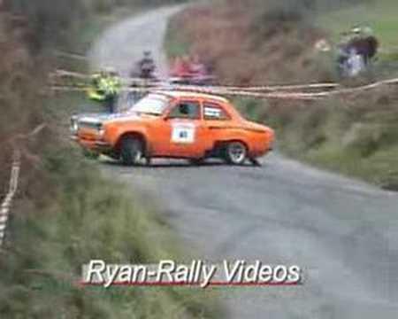 GSMC Baltinglass Mini Stages Rally 2007
