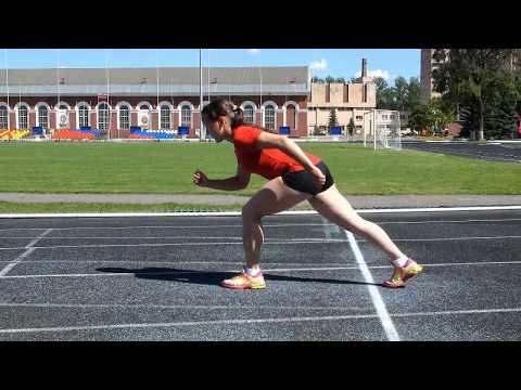 Упражнение 42. Челночный бег 10х10 м. (НФП-2009)