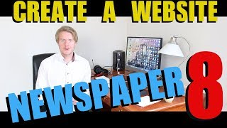 Newspaper 8 Theme Tutorial 2017 - 2018 - How To Make A Blog With Wordpress