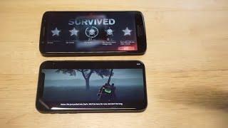 Moto G6 vs Iphone X Gaming Comparison - Fliptroniks.com