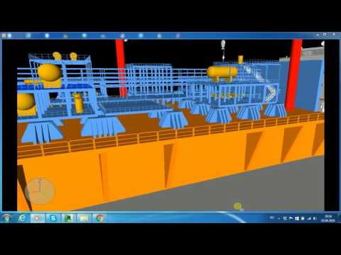 FPSO and drilling rig Design Training in Kochi, Kerala by Poul Institute
