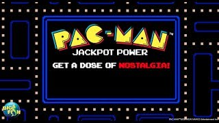 PAC-MAN Slots - New Slot in Big Fish Casino - Trailer