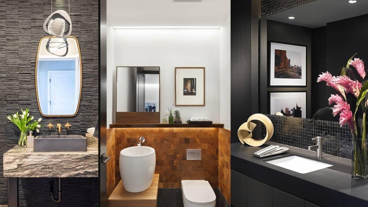Powder Room Design Ideas 2020