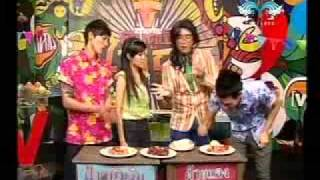 Channel [V] Thailand - KDPY Song Kran Special 2009 Part 6 of 7