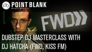 Hatcha (Kiss FM, FWD) Dubstep DJ Masterclass - Pioneer CDJ 2000 / DJM 900