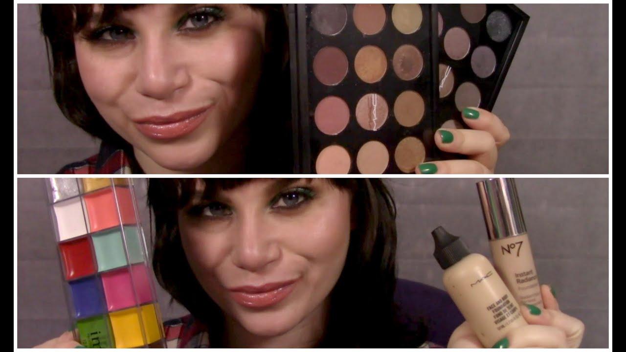 Starter Make Up Kit For Beginner Artists Mac Makeup