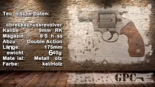 Colt Detective Special 9mm RK