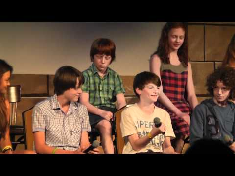 New Harry Potter Kid Actors at LeakyCon2011