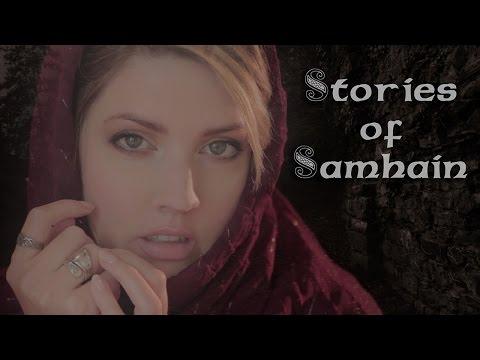 ASMR | Stories of Samhain ✤ Softly Spoken Irish Tales ✤