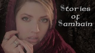 ASMR | Stories of Samhain ✤ Softly Spoken Irish Tales ✤
