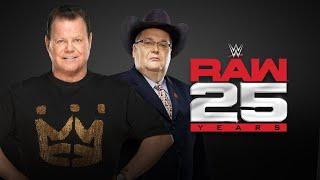 """Jim Ross and Jerry """"The King"""" Lawler to be reunited for Raw 25: Exclusive, Jan. 15, 2018"""