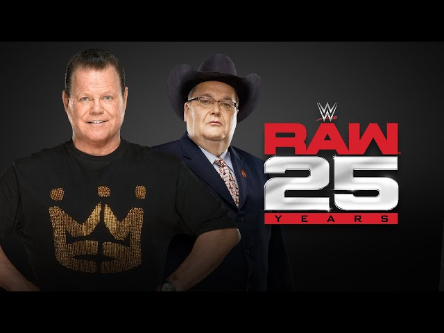 "Jim Ross and Jerry ""The King"" Lawler to be reunited for Raw 25: Exclusive, Jan. 15, 2018"