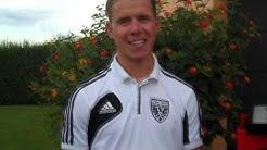 Nico Oefele vom TSV Nördlingen im Interview mit Fussball Vorort