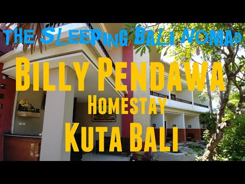 Billy Pendawa Homestay Kuta Bali | Where To Stay In Kuta Bali | Cheap Hotels In Kuta Bali