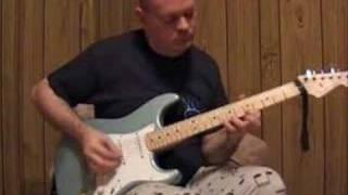 Andy Garrett - Guitar Solo #4