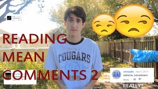 READING HATE COMMENTS 2!!