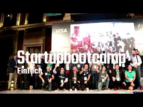 Startupbootcamp Fintech Mexico City Demo Day 2017