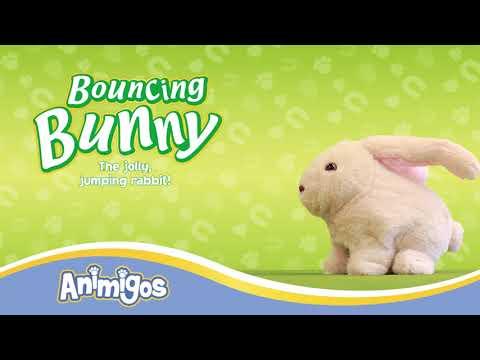 ANIMIGOS Bouncing Bunny | Tobar