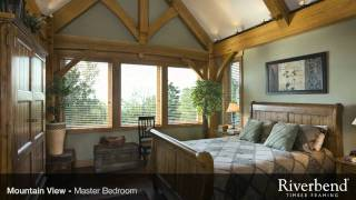 The Mountain View - Timber Frame Home - Video Slideshow