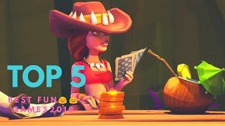 Top 5 best fun😉😃😄😅 games offline and timkiller games 2018 by Lost gaming 2