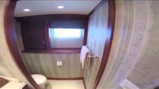 Inside a Big Luxury Yacht