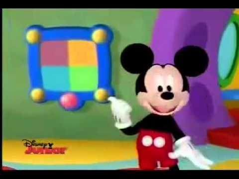 La casa de mickey mouse mickey busca un tesoro parte 1 - Youtube casa mickey mouse ...