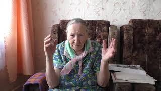 Мастерица валенок Зинаида Павловна.