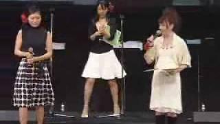 Evento de Maria Sama ga Miteru parte 1 seiyūs: -Yumi Fukusawa: Kana...