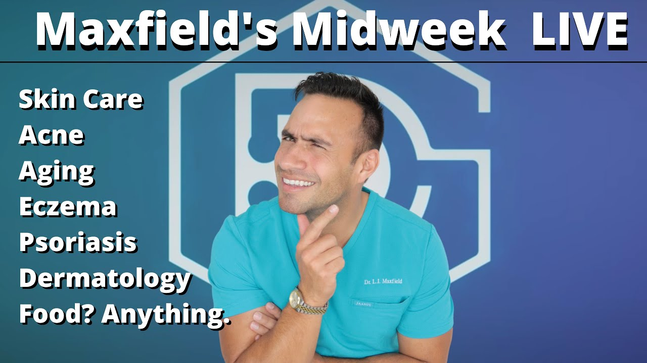 Dr. Maxfield's Mid-Week Mid-Day LIVE
