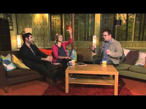 Hwb — Cyfweliad Daniel Glyn Interview (22/04/12)