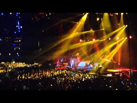 LINKIN PARK Arena Ciudad de México Parte 2