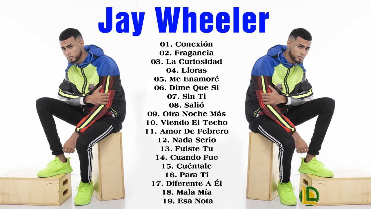 Jay Wheeler - Mix 2021 - Jay Wheeler Sus Mejores Éxitos