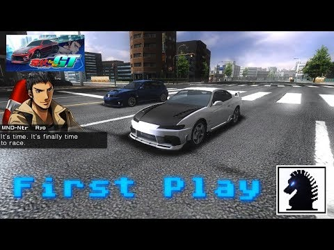 PC First Play - FAST BEAT LOOP RACER GT - Story Mode #1: Ryo Sawada |
