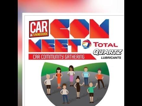 COMMUNITY MEET TOTAL QUARTZ  -  SEMARANG