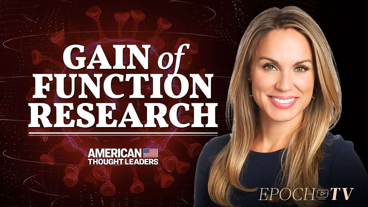 Dr. Nicole Saphier discusses Gain-of-Function with American Thought Leaders