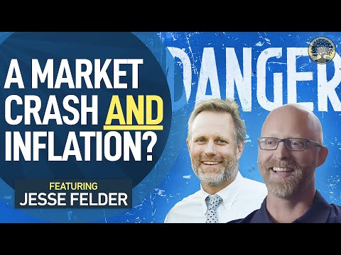 A Market Crash AND High Inflation? Analyst Sees Twin Dangers Ahead | Jesse Felder