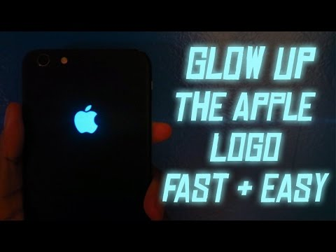 Glowing Apple Logo on Any iPhone In Seconds!