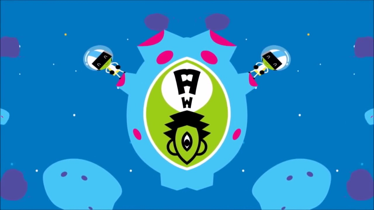 PBS KIDS SPACE LOGO EFFECTS - YouTube