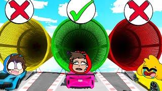 ¡NO ELIJAS EL TUNEL INCORRECTO en GTA 5!